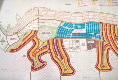 Kaupunkisuunnittelua Linnunpaska Metodilla