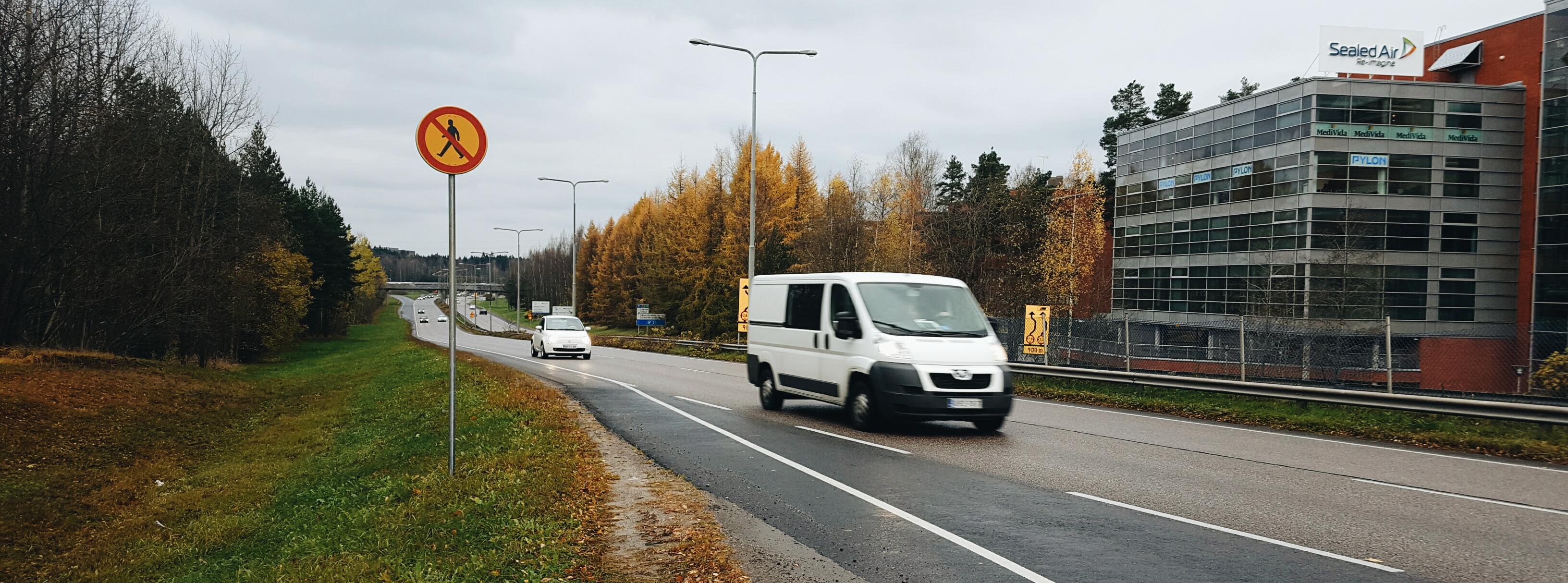 Yleiskaavan kaataminen tarkoittaa moottoritien suojelua.