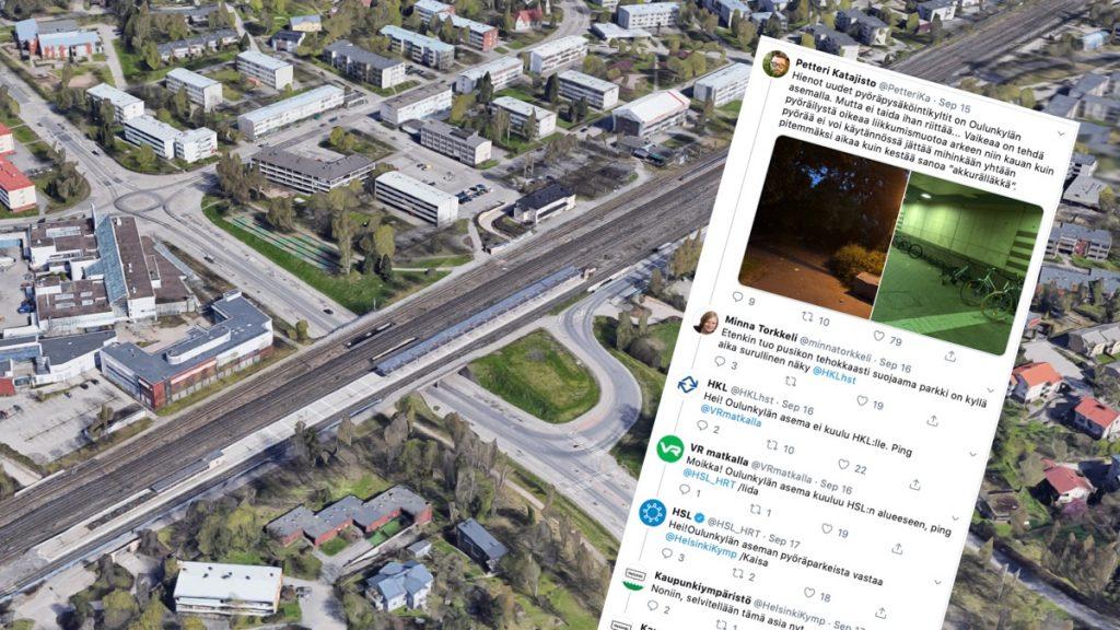 Oulunkylän juna-asema